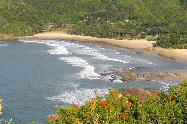 Subtropical Port St Johns on the east coast of South Africa. Photo courtesy <a href='http://www.flickr.com/photos/garethsphotos/5175544597/'>garethphoto</a>